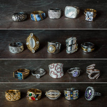 Surprise Set of 5 Fashion Rings