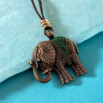 Ellie the Elephant Necklace