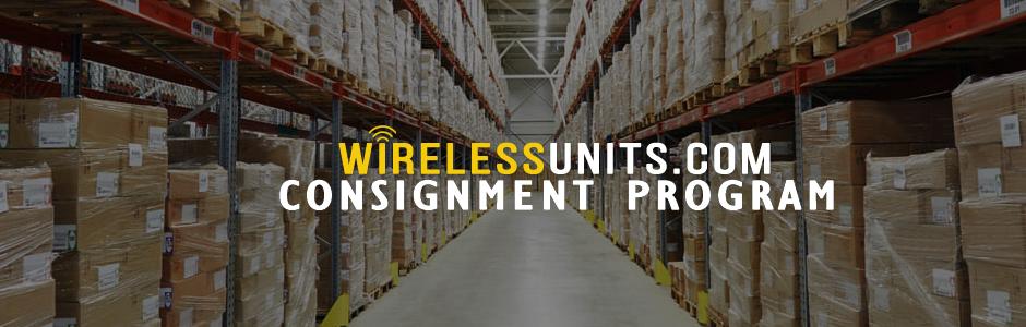 Wirelessunits.com Consignment Program