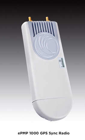 Cambium Networks ePMP 1000, 5GHz Connectorized Radio with GPS Sync, RoW