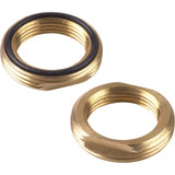 PCTEL Maxrad Brass Nut with O Ring for 3/4  Hole Mount
