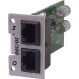 Transtector Systems  Inc. Surge Suppressor  10/100BT Non-fused Module