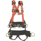 Elk River, Inc. - Eagle Tower LE Saddle Harness, 6 D , size Small