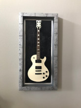 "G Frames ""No Boundaries"" Guitar or Bass Display Frame or  Case"