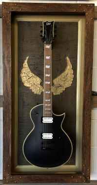 G Frames Wings Quot Guitar Display Case