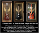 Guitar Display Case, Shadow box, Guitar mount, Guitar wall hanger, Guitar holder, Guitar accessories, Music accessories, Guitar frame, Guitar decor, JeLis Decor, DisplayMyGuitar.com