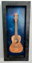 "G-FRAMES- UKULELE DISPLAY ""Space Reggae"""