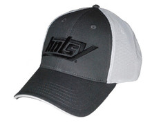 Chino Gray Mesh Back Ball Cap