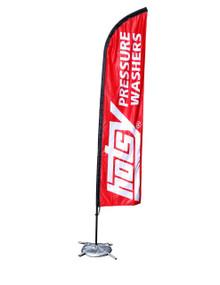 11' Flag Banner