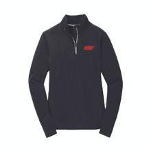 Women's Sport-Wick Textured ¼-Zip Pullover