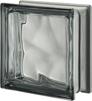 Pegasus Metalized Nordica Glass Block