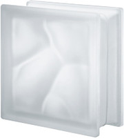 Pegasus Neutro Q19 Satin Glass Block