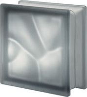Pegasus Nordica Q19 Satin Glass Block