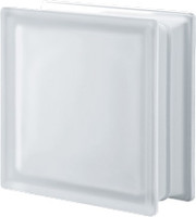 Pegasus Neutro Q19 Satin Transparent Glass Block