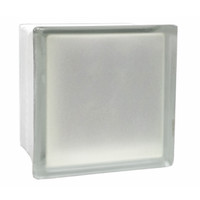 "Frosted 8""x8""x3"" VitraBlok"