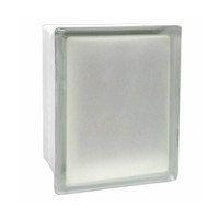 "Frosted 8""x6""x3"" VitraBlok"