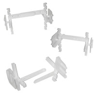 Universal Glass Block Spacers (24 Count)