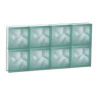 "30"" x 15"" Pre-Assembled Panel - Pegasus Collection - Satin Green"