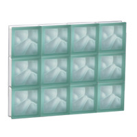 "30"" x 22.5"" Pre-Assembled Panel - Pegasus Collection - Satin Green"