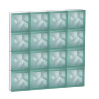 "30"" x 30"" Pre-Assembled Panel - Pegasus Collection - Satin Green"