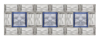 """45"""" x 15"""" Pre-Assembled Panel - Pegasus Collection"""
