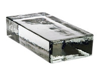 Vetropieno Rectangular Glass Brick (Neutro)