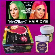 Direction Hair dye