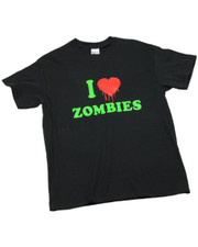 I love Zombies. T-Shirt.