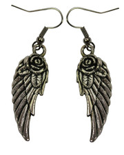 Angel Wings. Earrings