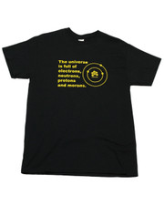 """The Universe is Full Of...Morons."" Regular Fit T-Shirt."