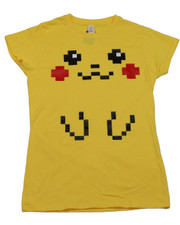pikachu tribute. Ladies T-Shirt.