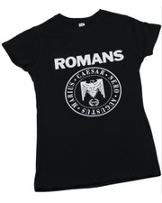 Romans. Ladies T-Shirt.