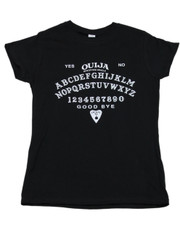 Ouija board. Ladies T-Shirt.