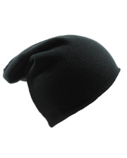 Slouch Hat. Black