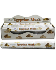 Stamford  incense. Egyptian musk