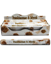 Frankincense & myrrh. Incense