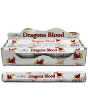 Stamford  incense. Dragons blood