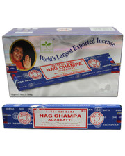 Nag Champa. Incense sticks