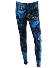 PRINTED LEGGINGS. NIGHT OWL
