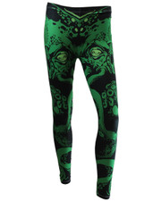 PRINTED LEGGINGS. OCTOPUS