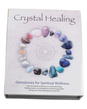 Crystal healing. Collection set