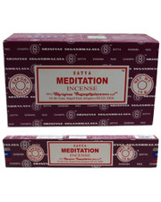 Satya Incense. Meditation