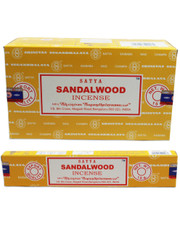 Satya Incense. Sandalwood