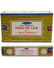 Satya Incense. Tree of life