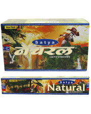 Satya Incense. Natural Agarbatti