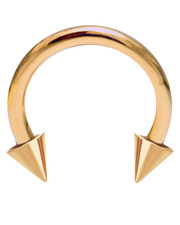 CONED C.B.B. ROSE GOLD PVD SURGICAL STEEL