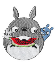 IRON ON PATCH. TOTORO