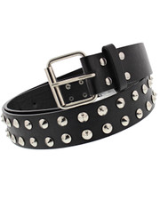Studded belt. Two row conical.