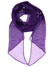 3 in 1 scarf. Purple