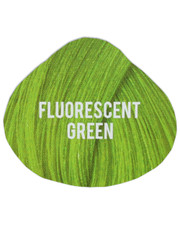 Directions hair dye. Discounted box of 4. Fluorescent Green
